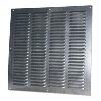 Větrací mřížka kovová 500 x 500 mm MVMP500s pozink