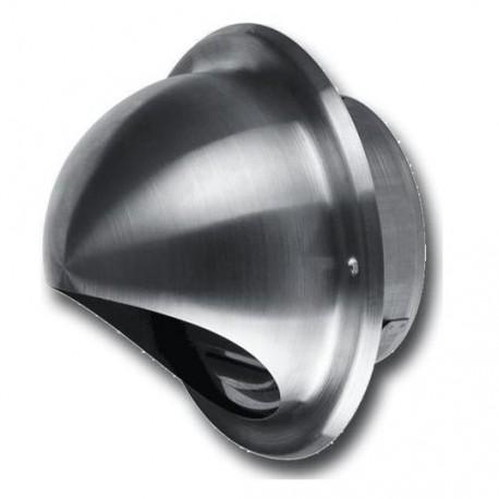 Větrací mřížka nerezová kruhová 100 mm UVL-100