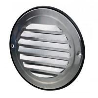 Větrací mřížka nerezová kruhová 100 mm MVM100bVA