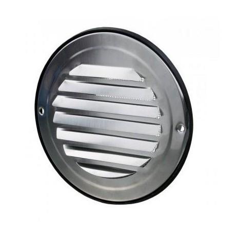 Větrací mřížka nerezová kruhová 150 mm MVM150bVA